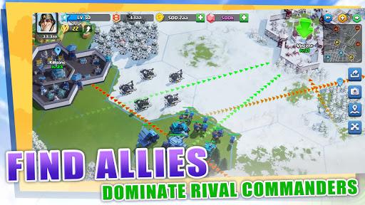 Top War: Battle Game modavailable screenshots 6