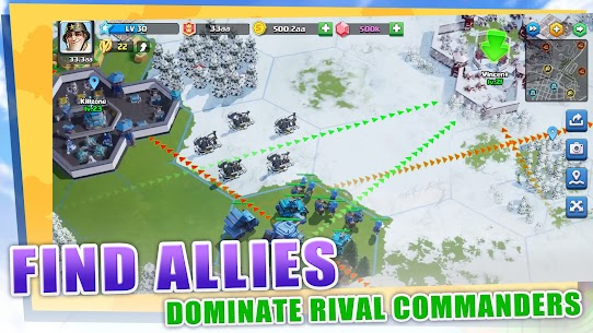 Top War: Battle Game Apk Mod + OBB/Data for Android. 6