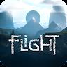 Flight : The World game apk icon