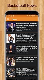Basketball NBA Live Scores, Stats, & Plays 2020