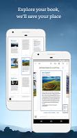 screenshot of Amazon Kindle