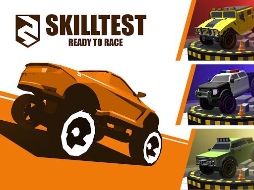 Skill Test - Extreme Stunts Racing Game 2020 screenshots 12