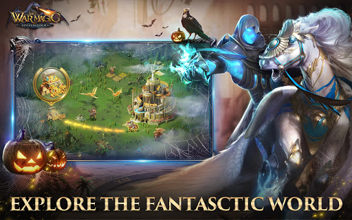 War and Magic: Kingdom Reborn 1.1.126.106387 screenshots 9