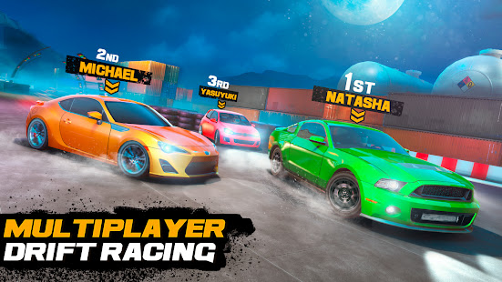 Multiplayer Racing Game - Drift & Drive Car Games