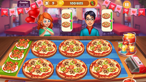 Cooking Crush: New Free Cooking Games Madness 1.3.2 Screenshots 3