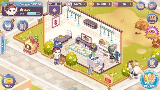 Kawaii Home Design - Decor & Fashion Game  Screenshots 8