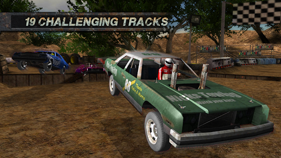 Demolition Derby: Crash Racing 1.4.1 Screenshots 6