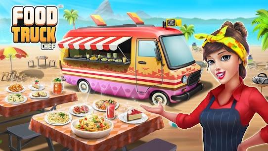 Food Truck Chef Mod Apk (Unlimited Money/Crystals) 1