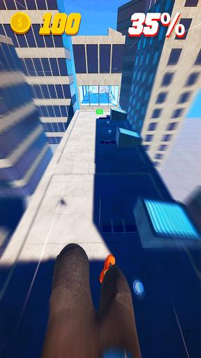 Rooftop Run android2mod screenshots 1