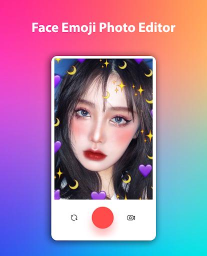Face Emoji Photo Editor  Screenshots 3