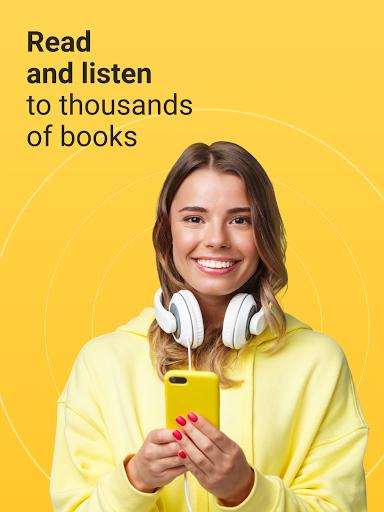 MyBook: books and audiobooks 3.36.2 Screenshots 5