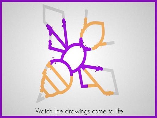 Lines - Physics Drawing Puzzle screenshots 17