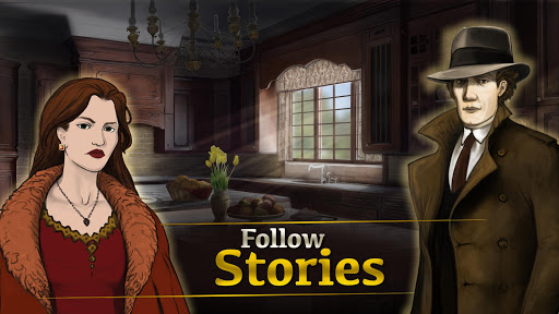 Detective & Puzzles - Mystery Jigsaw Game  screenshots 3