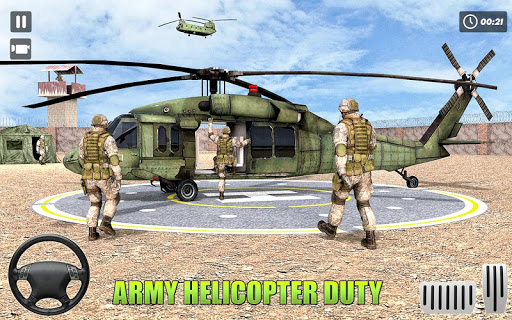 Army Bus Driver u2013 US Military Coach Simulator 3D 0.1 screenshots 7