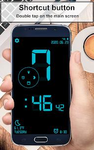 Huge Digital Clock Pro MOD (Paid) 2