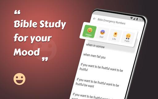 King James Bible (KJV) - Free Bible Verses + Audio android2mod screenshots 2