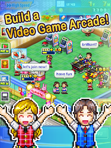 Pocket Arcade Story DX Mod Apk 1.0.9 (Unlimited G Coins/Items) 6