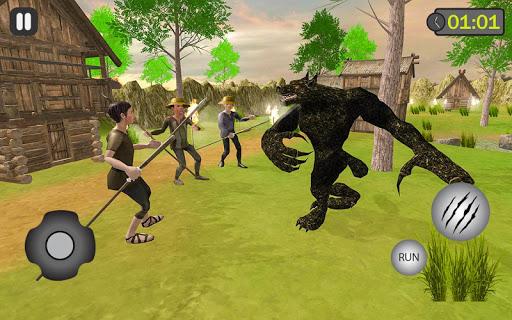 jungle werewolf monster rpg -bigfoot forest hunter screenshots 3