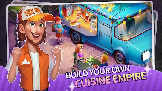 My Restaurant Empire:Decorating Story Cooking Game 1