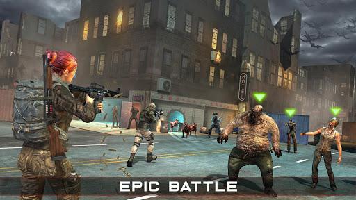 Mort Zombie Shooter: Jeux Zombie cible 3D APK MOD – Pièces Illimitées (Astuce) screenshots hack proof 1