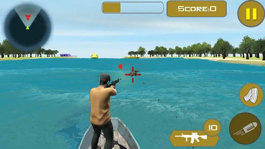 Angry Shark Shooter Simulator Hack for Android and iOS 3