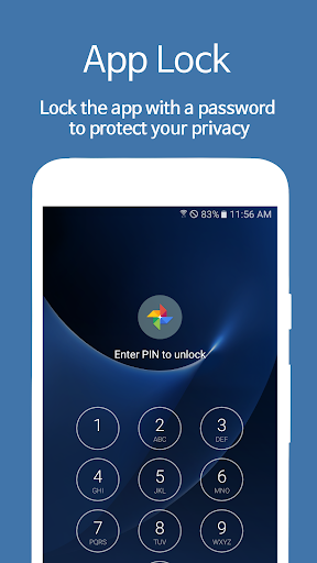 Download APK: AppLock – Fingerprint v7.9.5 [Premium]
