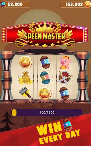 Speen Master - Daily Spins and Coins apktram screenshots 1