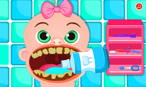 Emily Brushing Tooth  screenshots 9