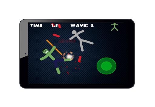 Stickman Warriors Online 1.0 screenshots 8