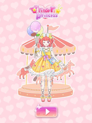 Vlinder Princess - Dress Up Games, Avatar Fairy 1.3.3 screenshots 17