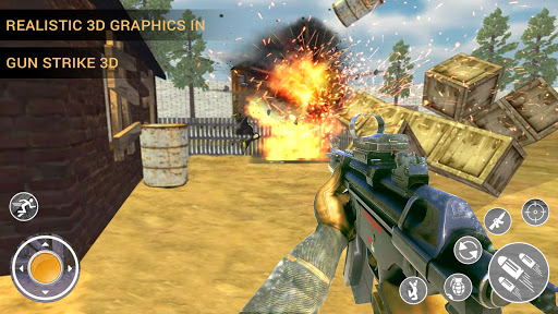 Gun Strike 3d Shooter: Special Commando Shooting 0.8 screenshots 7