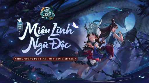 Tân Tiếu Ngạo VNG  screenshots 1
