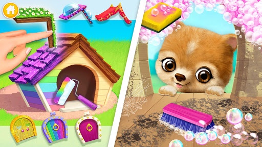 Sweet Baby Girl Cleanup 5 - Messy House Makeover 7.0.30030 screenshots 5