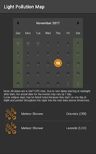 Light Pollution Map Pro v4.1.7 MOD APK – Dark Sky & Astronomy Tools 3