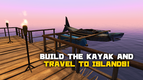 Survival and Craft: Crafting In The Ocean MOD APK 262 (God Mode) 15