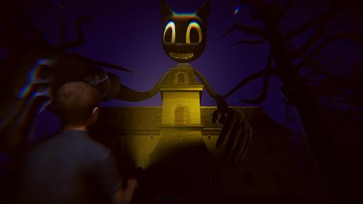 Cartoon Cat Horror Game  screenshots 1