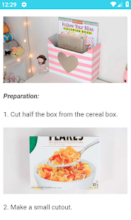 How to make organizer
