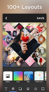 Photo Collage & Grid, Pic Collage Maker-Quick Grid Screenshot