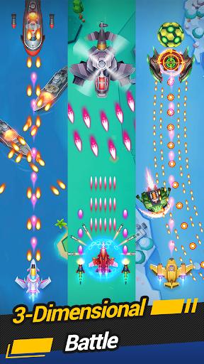 WinWing: Space Shooter Apkfinish screenshots 18
