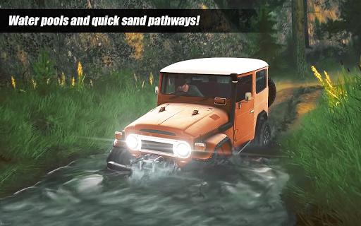 Offroad Xtreme 4x4 Racing Simulator Car Driving 3d  screenshots 2