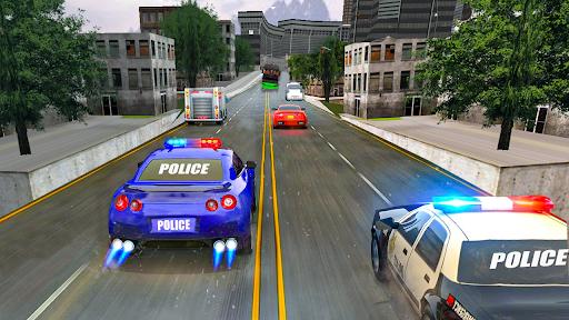 New Game Police Car Parking Games - Car Games 2020  Screenshots 3