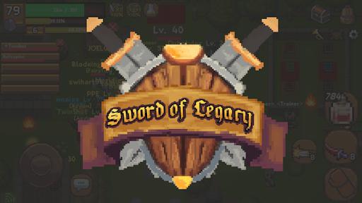 Sword of Legacy - MMORPG (beta) 0.4.0 screenshots 1