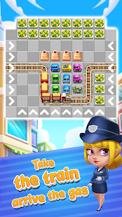 Car Puzzle - Puzzles Games, Match 3, traffic game 0.1.34 screenshots 1