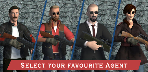 Battle of Agents - Offline Multiplayer Shooting  screenshots 1
