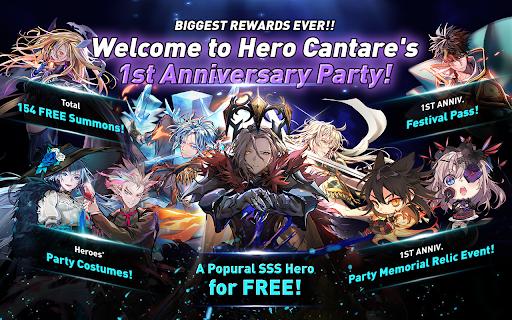 Hero Cantare with WEBTOONu2122  screenshots 10
