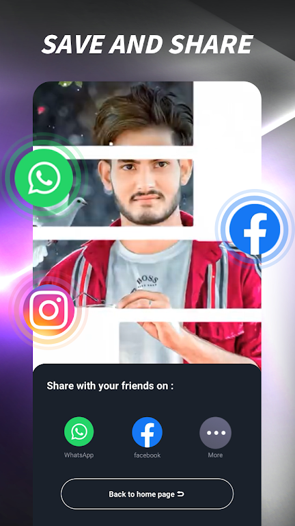 mAst - Video Status Maker App  poster 6