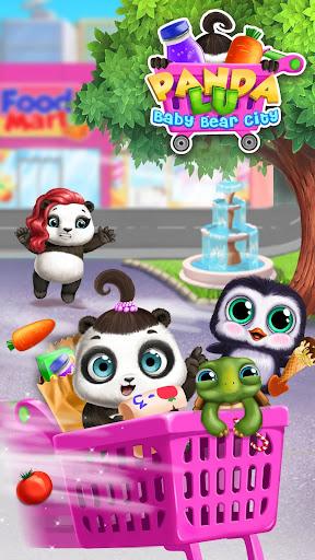 Panda Lu Baby Bear City - Pet Babysitting & Care 5.0.10008 Screenshots 3