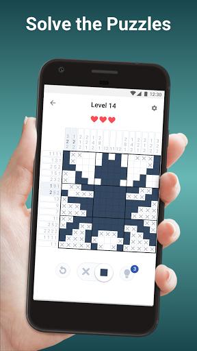 Nonogram.com - Picture cross puzzle game 2.6.1 screenshots 1