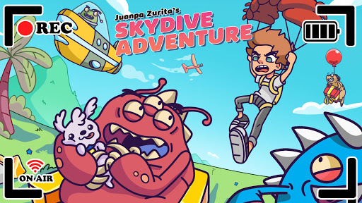 SkyDive Adventure by Juanpa Zurita android2mod screenshots 5