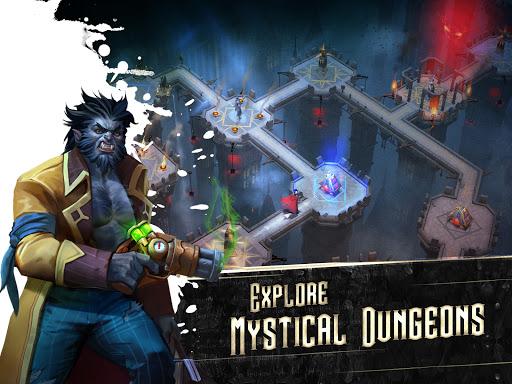 Heroes of the Darku2122  screenshots 21